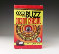 Cocobuzz Coconut Charcoal