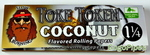 Coconut Flavored Rolling Paper