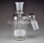 Fritted Perc Ash Catcher for 18mm bowl