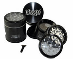 Clear Top Herb Grinder