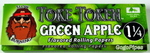 Green Apple Flavor Rolling Paper
