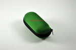 Small Pipe Case Green