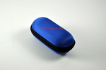 Small Pipe Case Blue