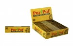PurPuf Natural Rolling Paper King Slim Box