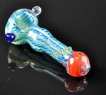 Red Lip Glass Pipes
