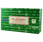 Satya 60's Patchouli Incense Box