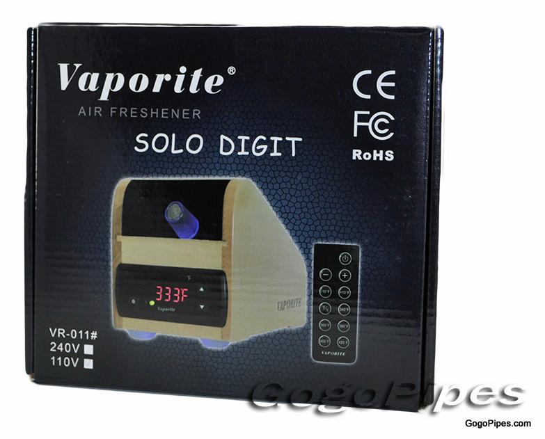 Vaporite Solo Digital Vaporizer By Gogopipes Com