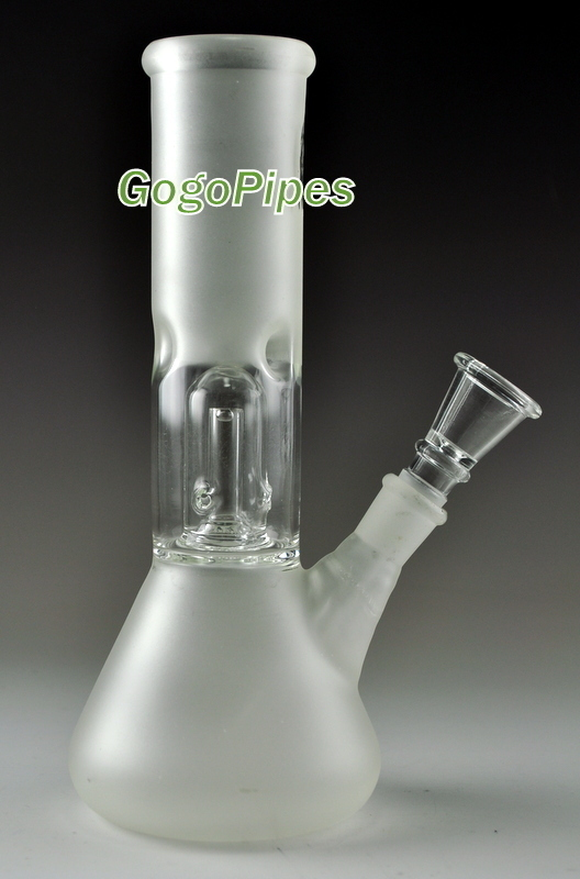 Frosted Water Pipes Glass Pipe By Gogopipes Com