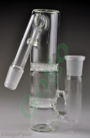 Double Bub  Perc Ash Catcher