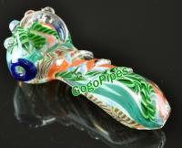 Parrot Glass Pipe