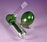 14mm Inline Glass Ash Catcher