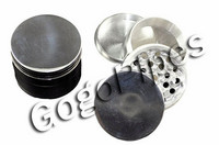 Aluminum Herb Grinder 4 Piece with Screen