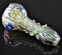 Garter Snake Glass Pipes
