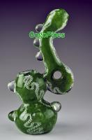 Twister Glass Bubbler