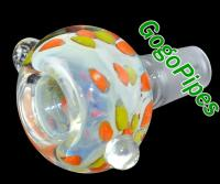 Multicolor Glass Bowl 14mm