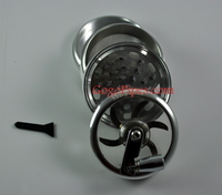 Sharp Grinders Silver With Handle