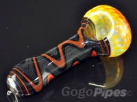 Honeycomb Glass Pipe