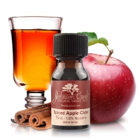 JC Spiced Apple Cider Smoke Juice