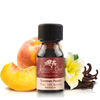 JC Summer Peach Smoke Juice