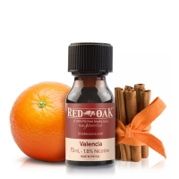 Valencia e Juice Red Oak Blend