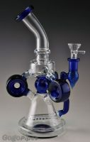 Recycler Tilted Pipe