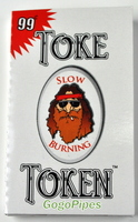 Toke Token Slow Burning Rolling Paper
