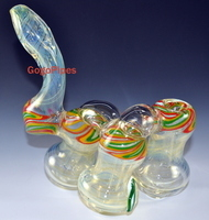 Triple Glass Bubbler