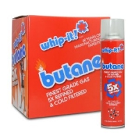 Whip it! 5x Refined Butane Case