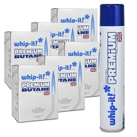 Whip it! Premium Butane Master Case