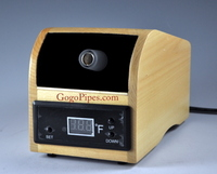 Wood Box Vaporizer